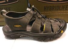 KEEN 1010122 Men's Newport Neutral Gray Gargoyle Sport Sandals 11.5