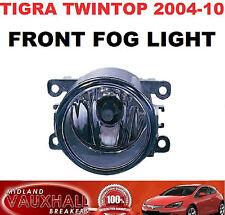 VAUXHALL TIGRA TWINTOP CONVERTIBLE FRONT FOG LAMP LIGHT DRIVERS / PASSENGER SIDE