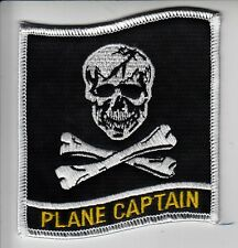 VFA-103 JOLLY ROGERS PLANE CAPTAIN PATCH