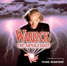 Warlock: The Armageddon - SCORE - Mark McKenzie -CD-MINT