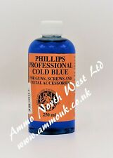 PHILLIPS PROFESSIONAL COLD BLUE GUN BLUING 250ML