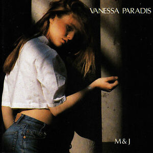 cd VANESSA PARADIS.....M&J