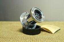 INDUSTAR - 50.  F3,5 /50mm USSR /Russian lens M39 for RF camera.(415)