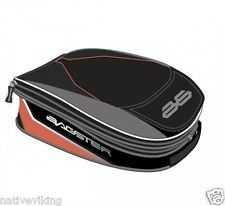 BAGSTER ROADER TANK BAG 12-21 LITRES BLACK & ORANGE motorcycle tankbag
