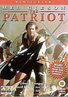 The Patriot [DVD] [2001], Excellent DVD, Rene Auberjonois, Heath Ledger, Joely R