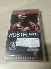 Hostel Part II PlayStation Portable PSP