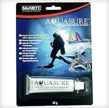 Aquasure Colla riparazione gommone mute guanti McNett 28gr
