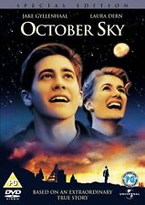 October Sky DVD R1 Box Set New & Sealed Jake Gyllenhaal Laura Dern
