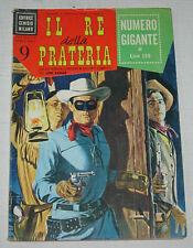 IL RE DELLA PRATERIA albo gigante n.9 Ed. Cenisio 1971  !!!!!!!!!!