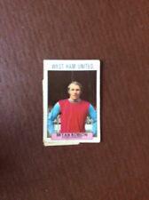 Rare Trade Card Abc A&bc Purple Back No 84 Robson West Ham