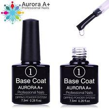 """BASE COAT Dipping System Dip Nail """"NO LAMP"""" Powder Acrylic Nails 7.5ml (Step 1)"""