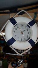 Seaside Novelty Clock