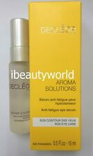 Decleor AROMA SOLUTION Eye Contour Firming Serum 15ml 0.5oz Free Shipping