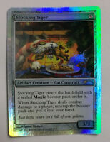 Magic MTG GDR CARTE CARDS STOCKING TIGER PROMO FOIL INGLESE ENG NUOVO