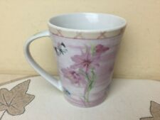 Queens Royal Horticultural Society Rosemoor Mug Pink Lovely Condition