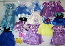 "14"" Disney Princess Doll Clothes and Shoes"