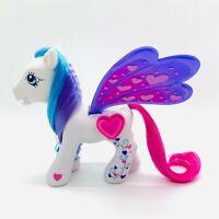 My Little Pony G3 Crystal Princess White Pegasus Rare MLP Heart Bright