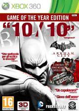 Batman Arkham City (Xbox 360) Edizione Game Of The Year - ITA