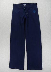 LuLuLemon Midweight Fitness Track Workout Casual Sweat Pants (Womens 4) Blue
