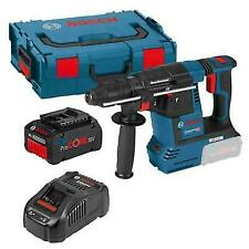 Bosch GBH18V-26F 18V SDS Drill with 7.0Ah Battery Charger Case