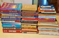 Astrology 75+ Book Lot Numerology Charts Degrees Prophesy ESP Rudhyar Vintage