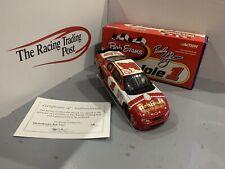 2000 Randy Lajoie Bob Evans 1/24 Action NASCAR Diecast Autographed