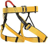 Singing Rock TOP Climbing Sports Sit Harness Via Ferreta Gym School Glacier