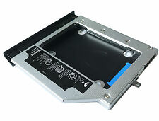 with bezel 2nd HDD SSD hard drive caddy For Lenovo Thinkpad E540 E531