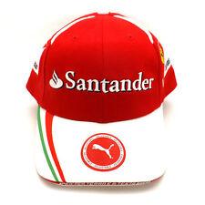 Formel 1-Base-Caps zum Sammeln