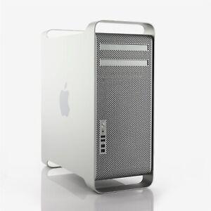 Apple Mac Pro 1,1 (2006) 2.66Ghz 8 Core 32GB RAM 120GB SSD 500GB HDD 5770 (B)
