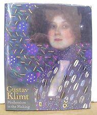 Gustav Klimt - Modernism in the Making by Colin B. Bailey 2001 HB/DJ