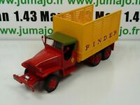 PIN13B 1/43 IXO CIRQUE PINDER : GMC transport de fourrage