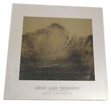 Great Lake Swimmers Lost Channels Vinyl Record New Never Played Cover Damage