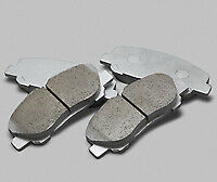 TOMS BRAKE PADS PERFORMER REAR FOR TOYOTA LEXUS LS USF4   0449B-TW681