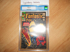 Fantastic Four 52 - First Appearance of Black Panther CGC 9.0