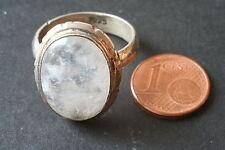 Silberring/Mondstein(19,1mm) Q-6452/H