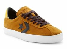 Converse CONS BREAK POINT SUEDE SKATE Shoes Size 10 153512C Men's Tan/Yellow