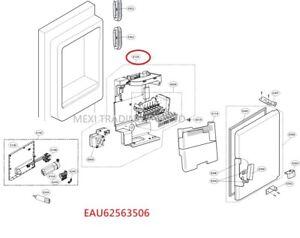 LG  EAU62563506 LG FRIDGE ICE MAKER AC MOTOR-GF-5D906SL