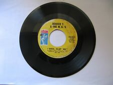 """Booker T. & The Mg's """"Mrs Robinson /Soul Clap '69"""" May 1969, 7"""" vinyl M.in USA."""