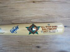 Kirby Puckett Autograph / Signed Baseball Bat Minnesota Twins