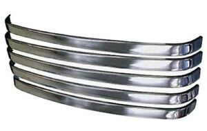 1948 1949 1950 Ford Pickup Truck Stainless Grill Bar Trim Custom Style