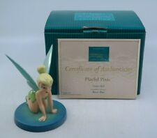 WDCC Peter Pan - PLAYFUL PIXIE Tinker Bell MIB w/ COA