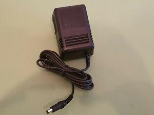 Official Sega Mega Drive Genesis Power Supply Adapter USA 120V 2 Pin Plug 1602