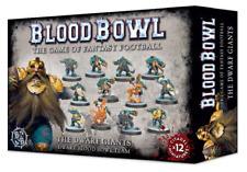 Blood Bowl THE DWARF GIANTS TEAM (12) Figures KK's Games! Warhammer 40K