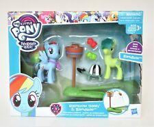 My Little Pony Teamwork Lessons Set Rainbow Dash / Sandbar - New in Box