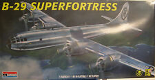 MONOGRAM WWII USAF B-29 SUPERFORTRESS 1:48 SCALE PLASTIC MODEL AIRPLANE KIT