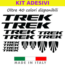 Autoadesivi Telaio Bicicletta Mountain Bike Tavola 9 Adesivi Trek 242