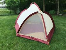 Moss Olympic tent - early model with no vestibule - made in USA