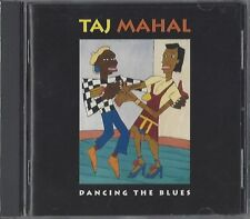 TAJ MAHAL / DANCING THE BLUES * NEW CD *  NEU *