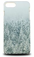 CUTE WINTER SNOW TREE HARD CASE COVER FOR APPLE iPHONE 7 PLUS